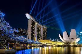 جادوی جزیره سنگاپور