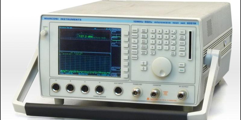 Aeroflex/IFR 6201B Microwave Test Set 10 MHz to 8 GHz