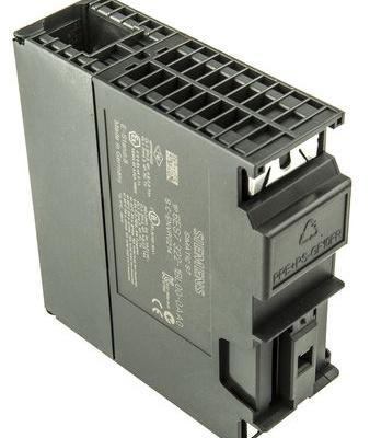 Siemens PLC I/O Module SIMATIC S7-300 Series 32 x I/O, 0.5 A 20.4 → 28.8 V dc, 125 x 40 x 120
