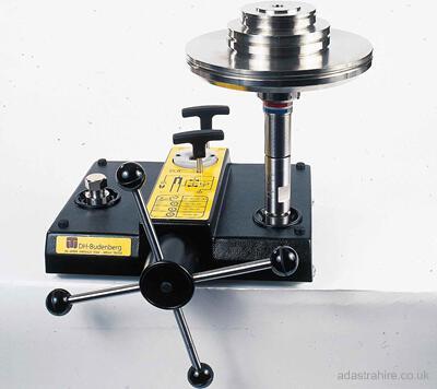 تست کننده وزن خالص 508DX شرکت Budenberg