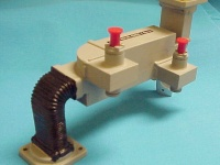خم و گونیای موج بر چهار گوش ساخت ATM