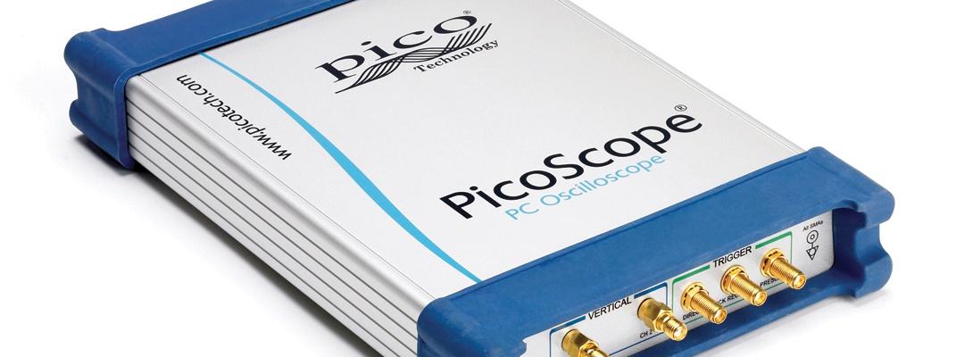 دستگاه نمونه برداری12 گیگاهرتزی PicoScope با پارت نامبر PP473