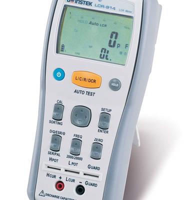ال سی آر متر دستی تولید شرکت GW Instek سری LCR-900