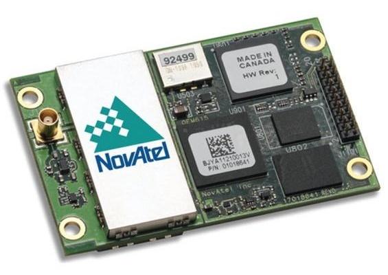 گیرنده های OEM615 محصول NovAtel