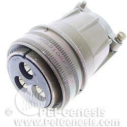 کانکتور Ms3106f28 6s محصول شرکت Amphenol فاتحین صنعت شریف