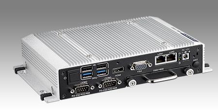 کامپیوتر صنعتی ARK-1550 ساخت شرکت Advantech با پارت نامبرARK-1550-S6A1E