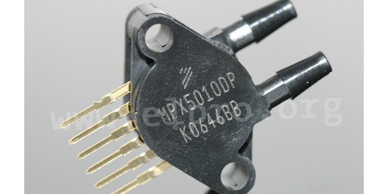 سنسور فشارMPX 5050 DP ساخت کمپانی freescale