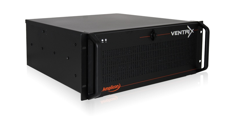 کیس کامپیوتر صنعتی Ventrix 4040-E5.7 پردازنده CoreI3