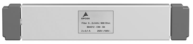 فیلتر خطوط ارتباطی