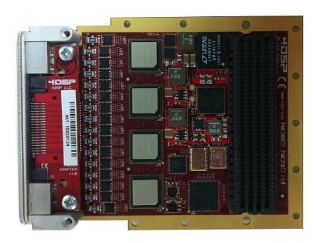 FMC216 FPGA Mezzanine Card
